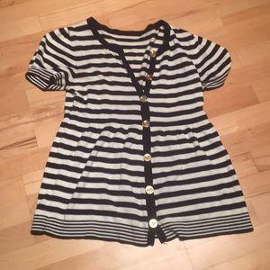 957385426e28 Women s Juicy Couture Striped Cardigan on Poshmark